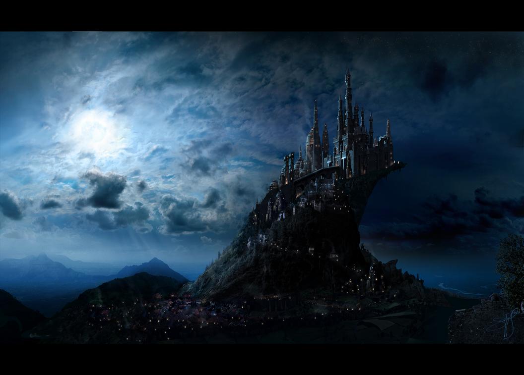 Moonlight Fantasy by rich35211