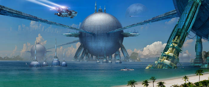 Tropics Sci Fi