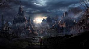 Fantasy Castle 012219