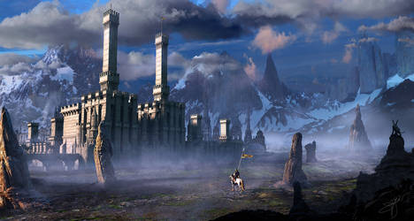02.25.19  Fantasy Castle