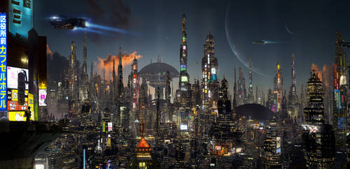 Furture City 11.10.19