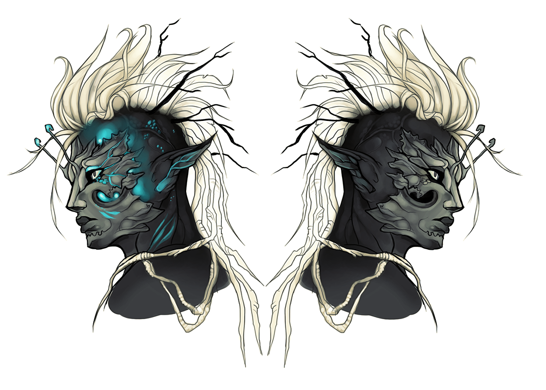 Sylvari by Desperish