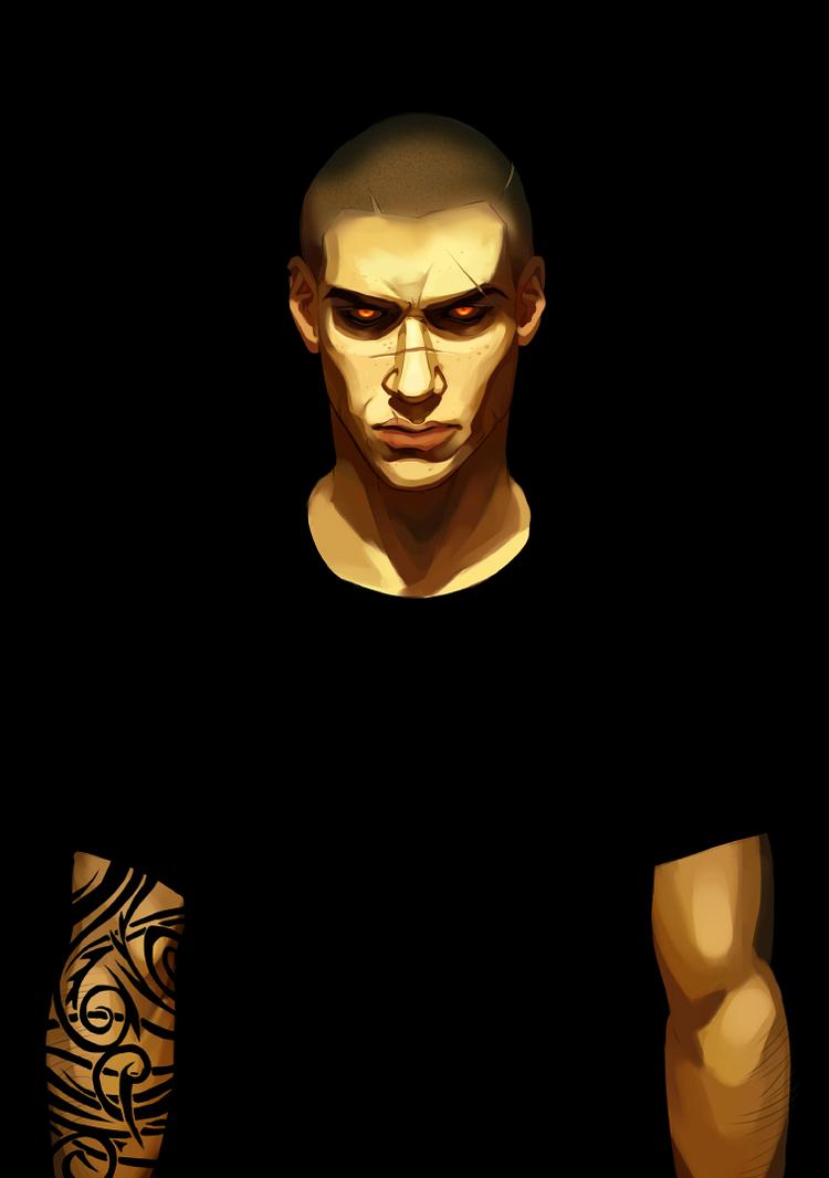 Tony the tiger by Desperish