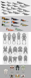 Liber Naturae Snail Concept work by Desperish