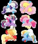 Sleepy pones