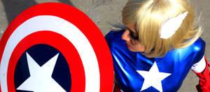 Captain America (Cosplay)