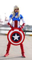 Captain America (Cosplay) II