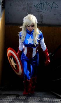Captain America (Cosplay) III