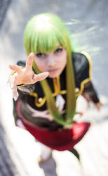 Hold my geass (CC cosplay)