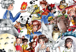 Studio Ghibli Essay Cover