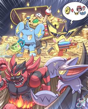Pokemon Contest Entry