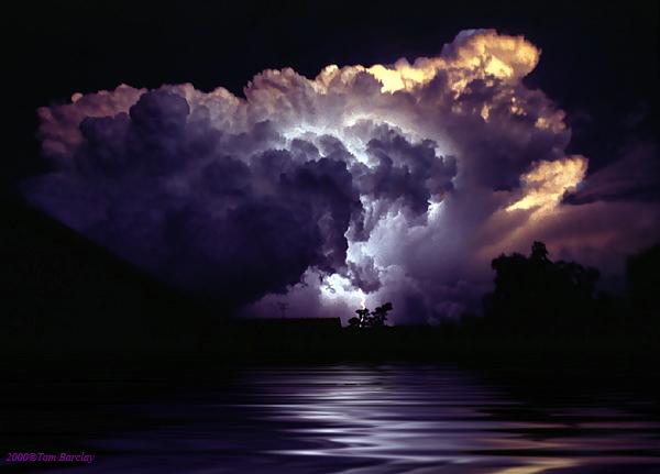 Lightning Storm by mcbarker