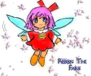 Ribbon the Fairy of Kirby 64 by ojamajodoremidokkan