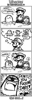 Paper Mario - DON'T WHACK