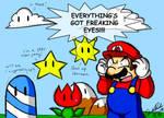 Mario - THE EYES...