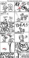 A very messed up Sonic comic.. by ojamajodoremidokkan