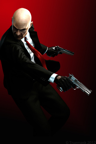 Hitman Absolution Ipod Touch And Iphone Wallpaper By Thetruemask