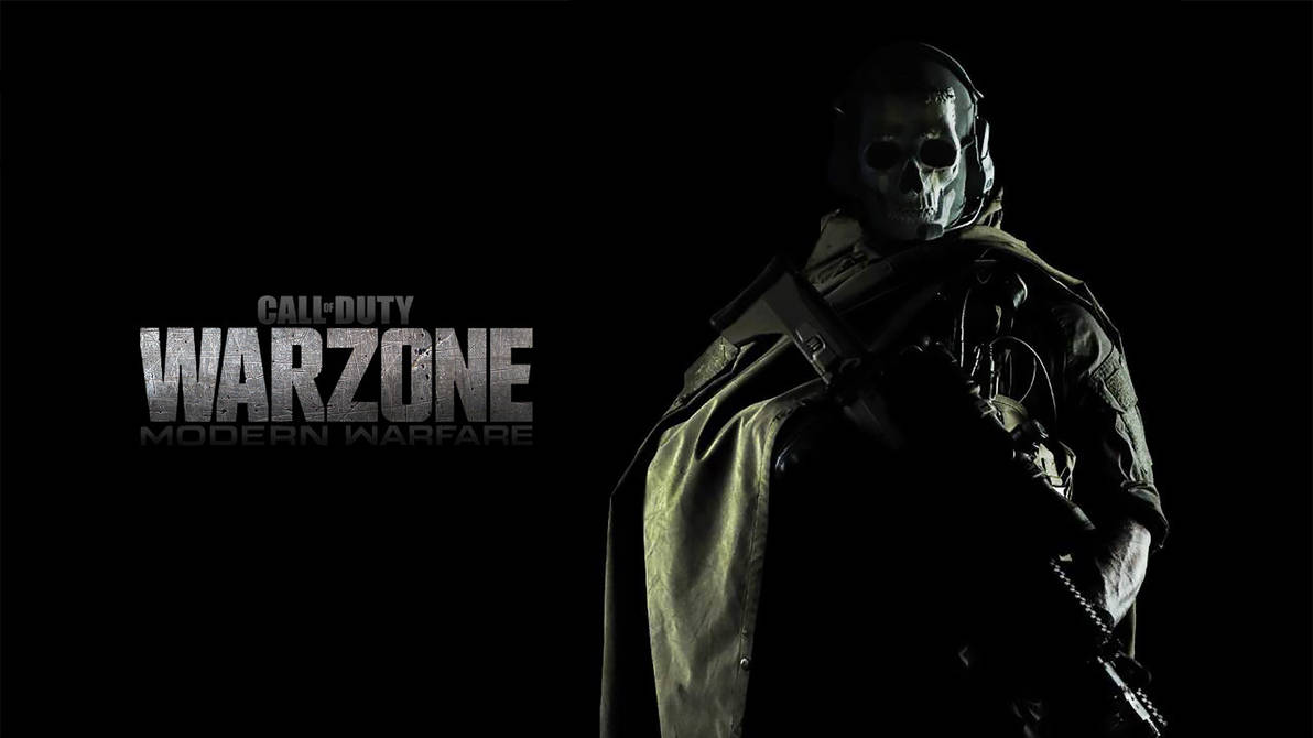 Call Of Duty Modern Warfare Warzone Wallpaper 2 By Thetruemask On