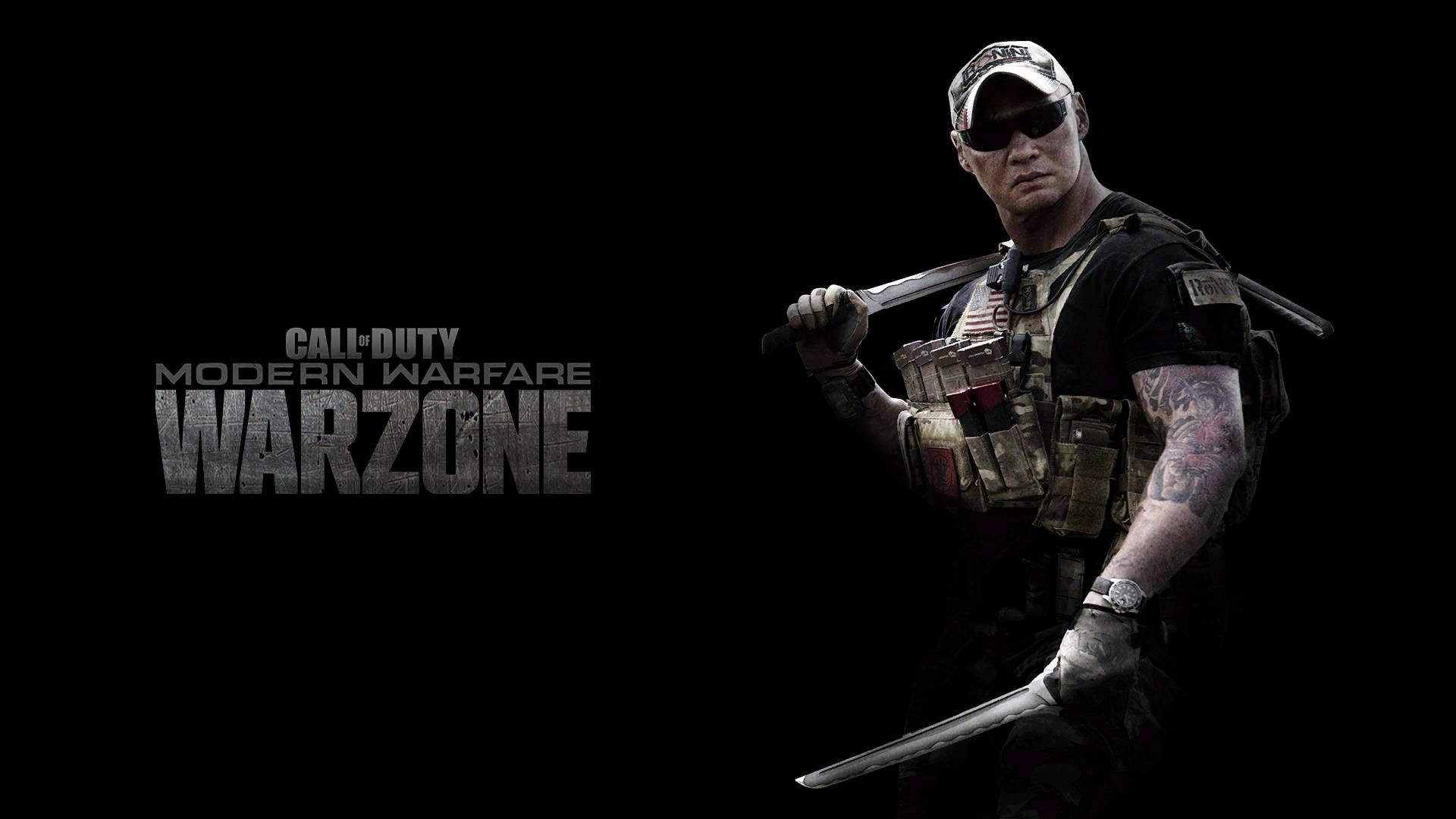 Call Of Duty Warzone Wallpaper 2 By Thetruemask On Deviantart