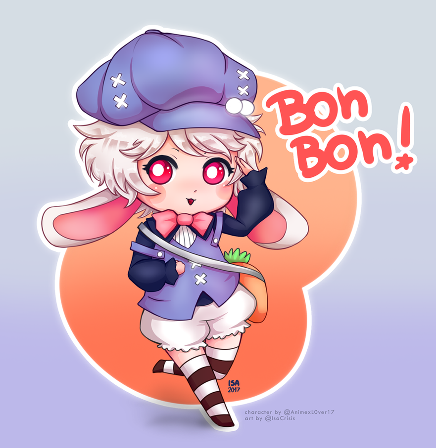 [AT] BonBon! by IsaCrisis