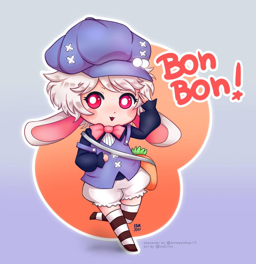 [AT] BonBon! by IsaCrisis