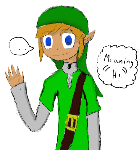 Link! by catgirl2412