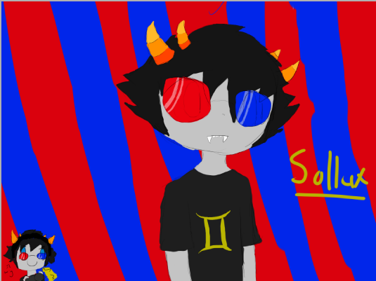Sollux by catgirl2412