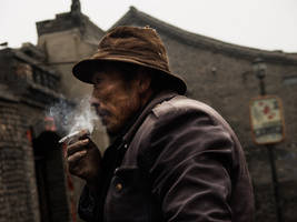 Old Man by fartoolate