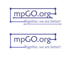 mpGO.org logo by fartoolate