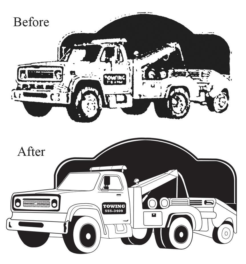 tow truck logo by fartoolate on deviantart