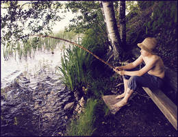 Gone Fishing by fartoolate