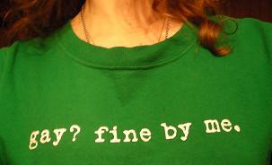 Gay? Fine By Me. by fartoolate