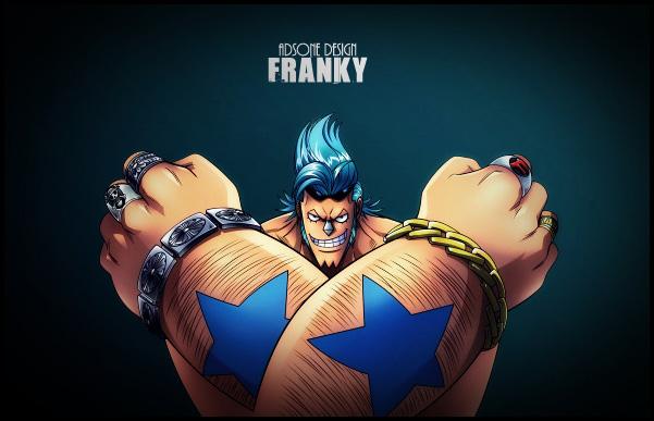 One Piece Franky 2 By Adonis90