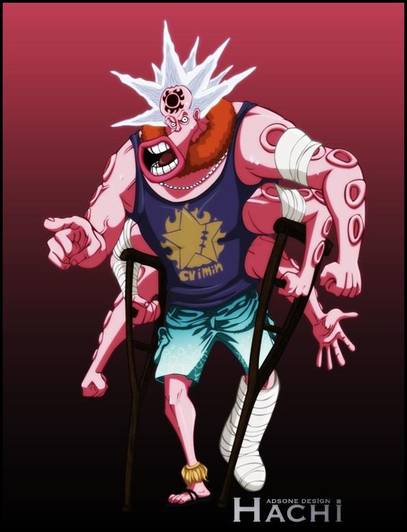 Hachi (One Piece)