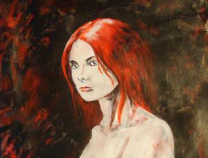 untitled redhead