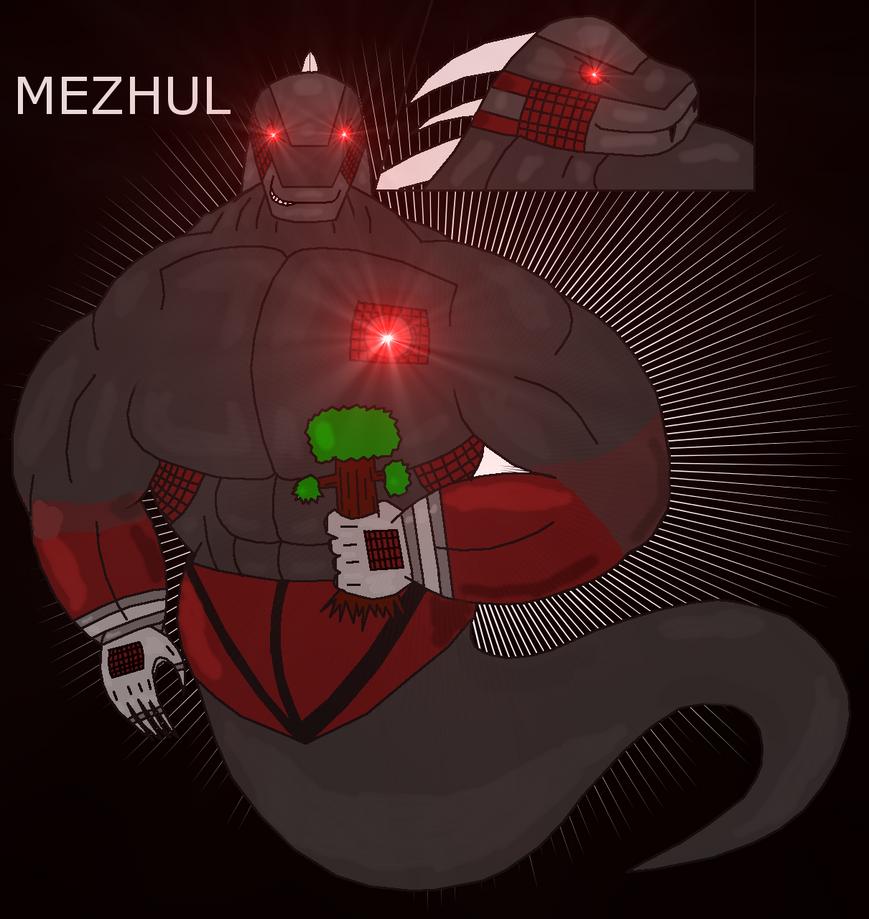 Mezhul by Irskaad