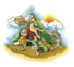 Steampunk Fairy Tale: Little R by sognloo