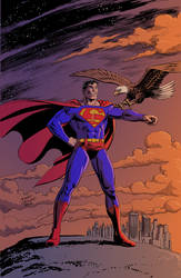 Jerry Ordway Superman