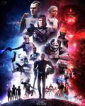 Star Wars Bad Batch fan poster
