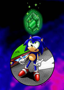 Sonic CD - Special Stage