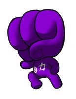 Fist by Dill-Tasker