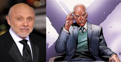 ERTHE-22816: Professor Charles Xavier