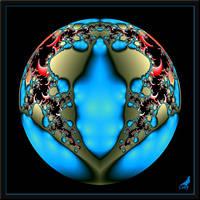 46 wereldbol by coby01