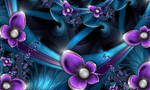 Butterflies by night by coby01
