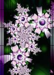 PurpleRain of Flowers