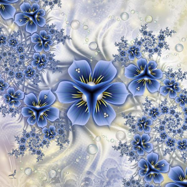 Blue Sensation  by coby01