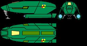 Romulan Warpshuttle