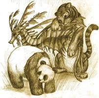 animals by NimueKaiba