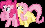 Pinkie Pie's Tail of Steel