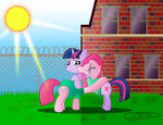 Asylum: We're Still Friends Pinkie